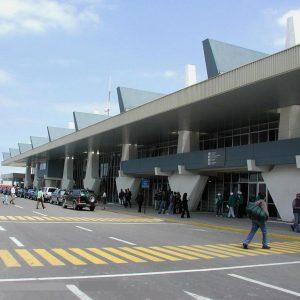 Guardias Aeropuerto Cerro Moreno